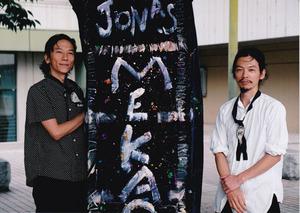 西村大佑「ジョナス・メカス上映会」レポート