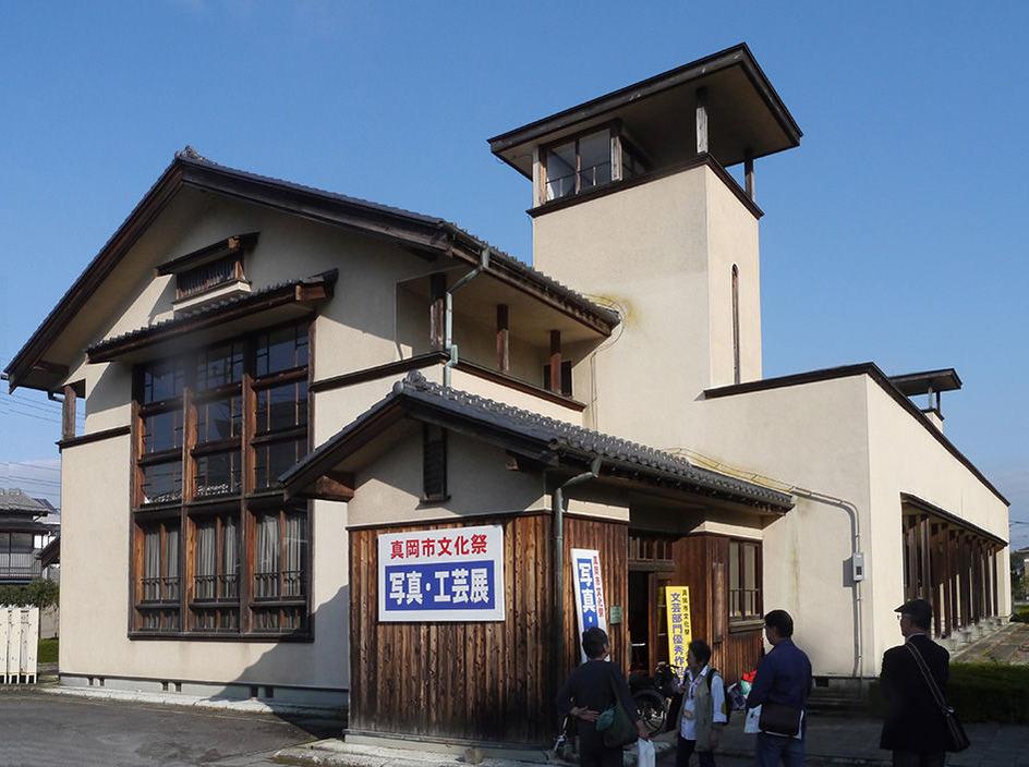 第一回久保貞次郎の会〜真岡の久保講堂を訪ねて
