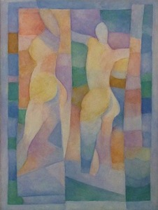 14_uchima_forestweave_bathers-two-cobalt_oil
