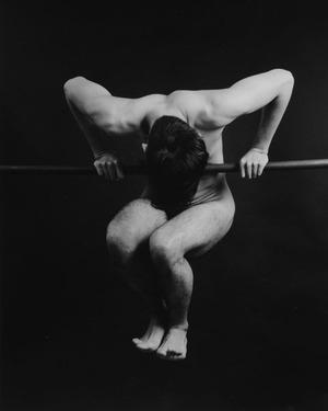 肉体と鉄棒 17-1