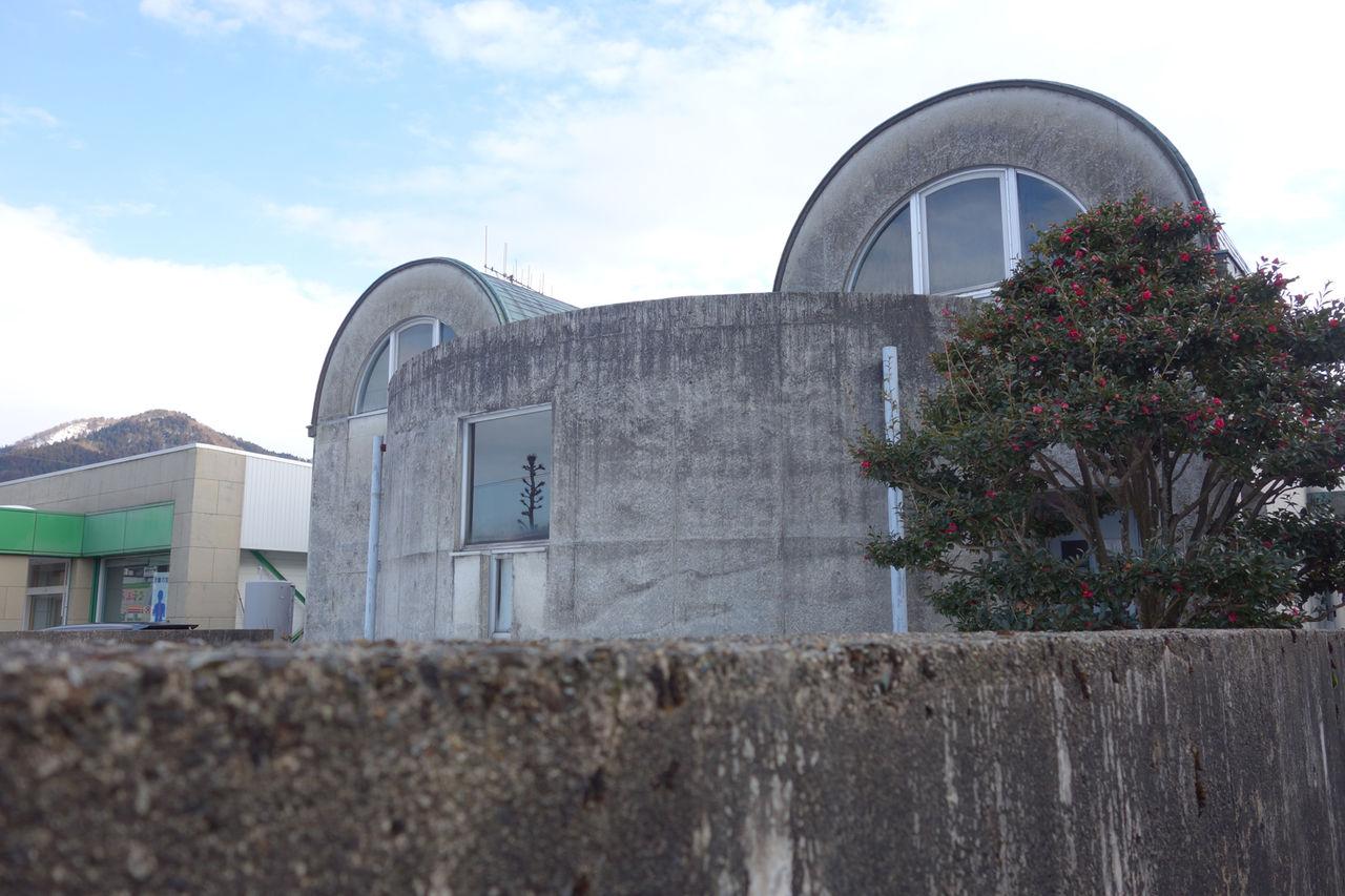 浜田宏司「現代美術と磯崎建築〜北陸の冬を楽しむツアー」