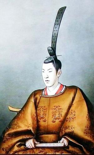 五姓田義松「御物 孝明天皇御肖像」