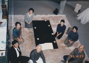 19951027_イソザキホールにて