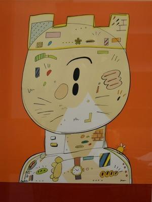 岡本信治郎「ダン吉」
