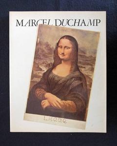 図18-7 「マルセル・デュシャン大回顧展」カタログ