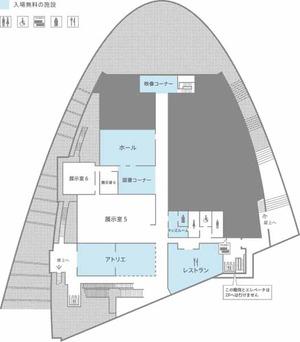 図12 フロアマップ3階