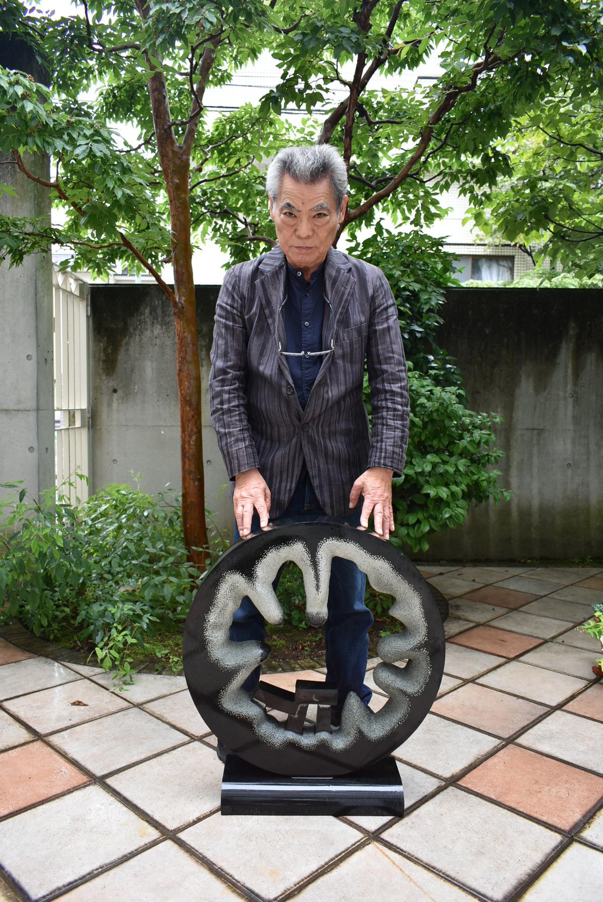 9月12日は関根伸夫先生の誕生日