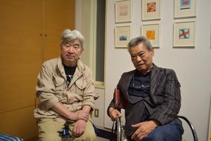 20180620関根伸夫と植田実