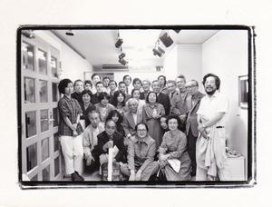 1982_05_07_ギャラリー方寸大沢昌助展
