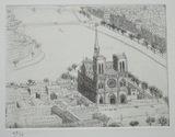 風間完パリ時代1-セーヌ河岸