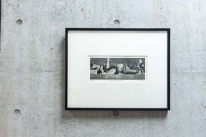 光嶋裕介の版画 第1回ときの忘れものエディション展より、