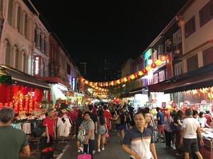 シンガポール・チャイナタウン