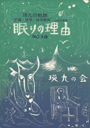 眠りの理由No.13
