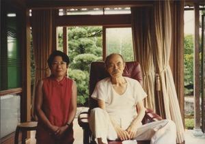 1996年8月木水さんと