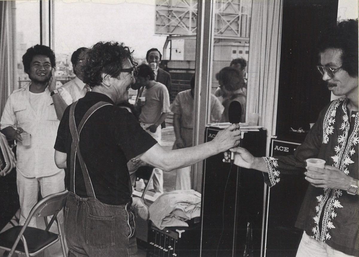 1978年7月10関根歓送会