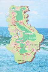 徳之島の地図