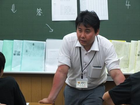 華の金曜日担当 前校舎長 鈴木佑典