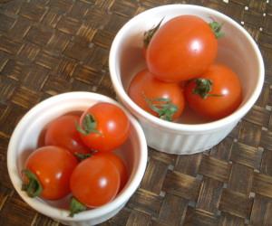 トマトで美肌