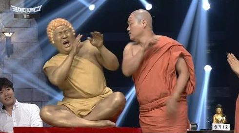 【エンタメ画像】★韓国お笑い番組にタイ人が激怒で炎上…その内容がヤバすぎる…タイ仏教のタブーをお笑いネタにして炎上【画像・動画】