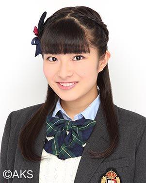 2015年AKB48プロフィール_行天優莉奈