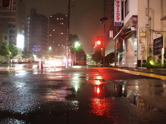 梅雨なのに梅雨っぽくないよね、昨今