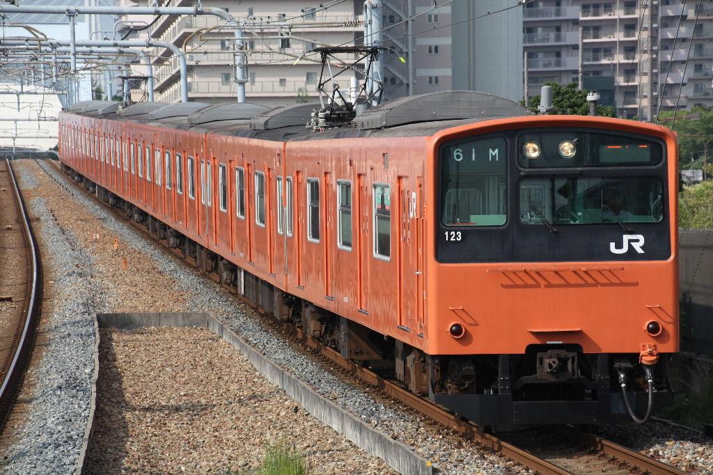 大阪市電西野田線