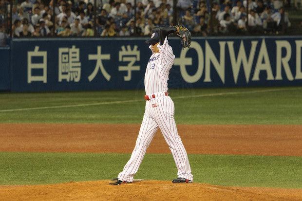 【12】林昌勇 今年は日本でのベストリザルトとなる35Sに防御率1.46をマーク来シーズ...