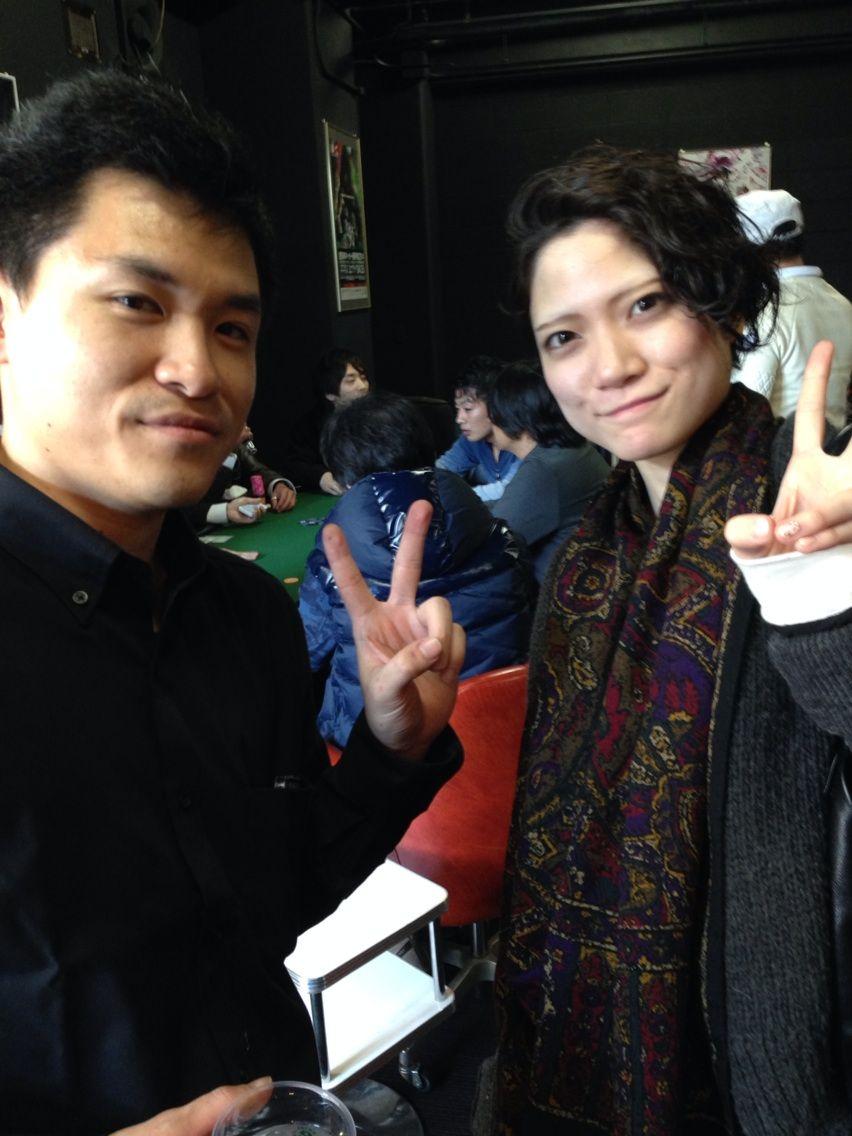 Tokyo de Poker : 2014年04月03日
