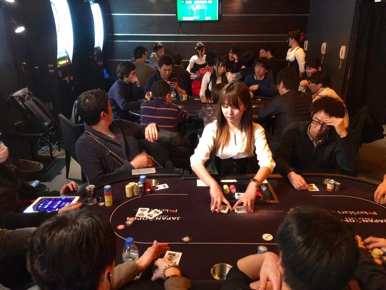Tokyo de Poker