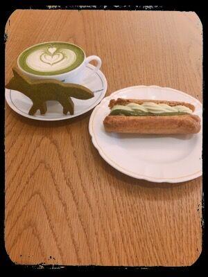 CAFÉ KITSUN○青山