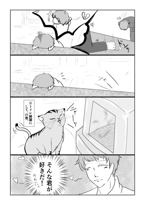 猫で暮らす