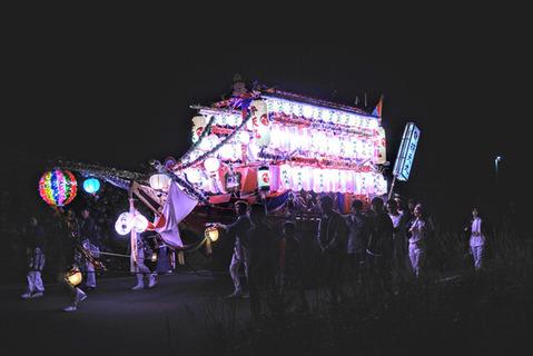 大間町の祭り