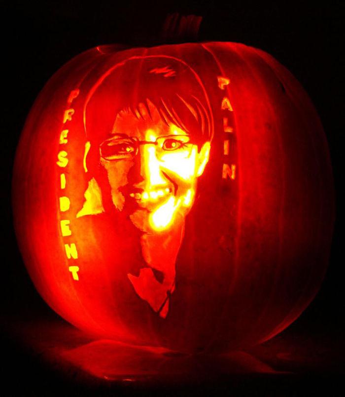 president-sarah-palin-pumpkin