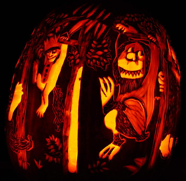where-the-wild-things-are-pumpkin-2