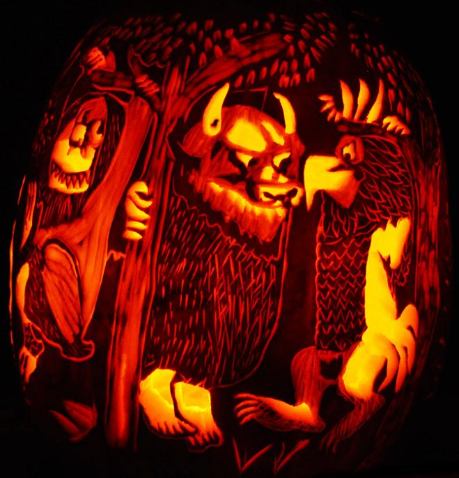 where-the-wild-things-are-pumpkin-3