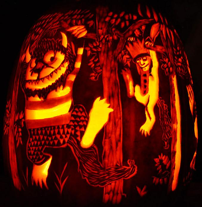 where-the-wild-things-are-pumpkin
