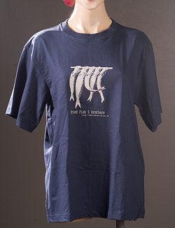 メザシTシャツ