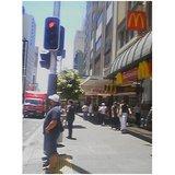 Queen street crossing
