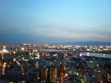 osaka westin night view