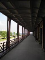 赤レンガ倉庫・バルコニー