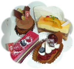 ケーキ花丸250