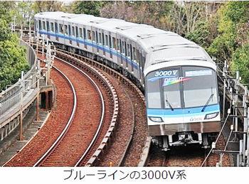ブルーライン350