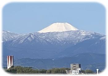 0雪の富士山350