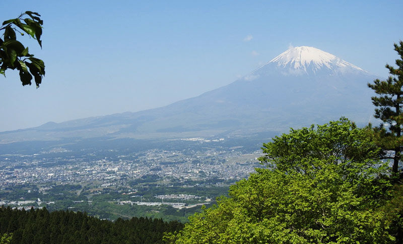 0富士山の雄姿2800