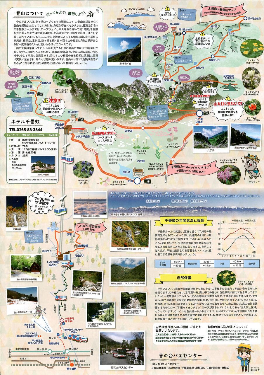 駒ケ岳2000