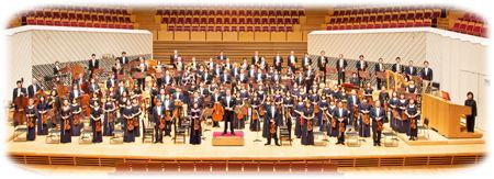 東京交響楽団_イラスト450