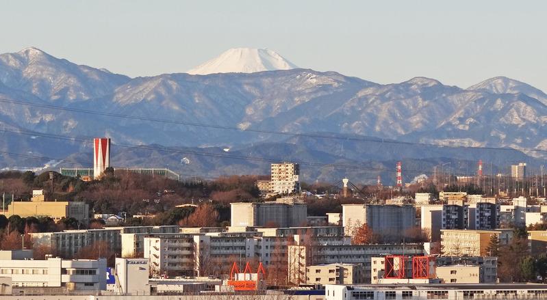 0富士山1