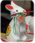 ウサギの飾りr