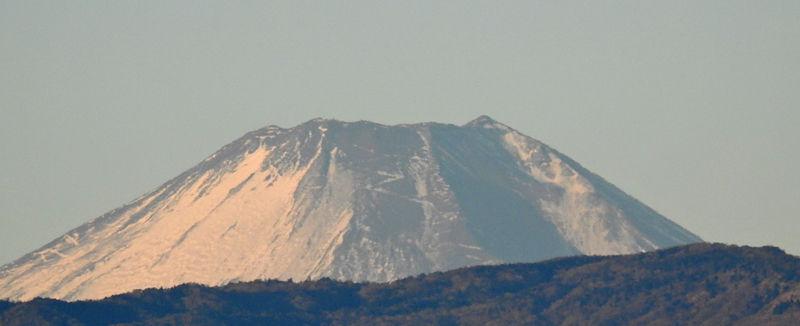 0富士山全景800