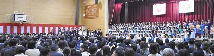 入学式1700